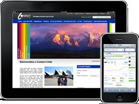 Homepage mieten - Beispiel